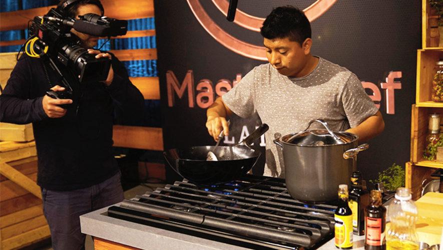 Manuel Tol, chef guatemalteco ha destacado en MasterChef Latino