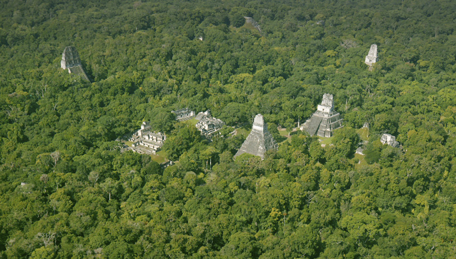 National Geopgraphic presenta el documental Tesoros perdidos de los Mayas