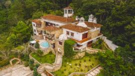 mansiones en Guatemala para hospedarse