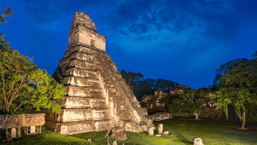 Pirámide del Gran Jaguar en Tikal es destacada por National Geographic