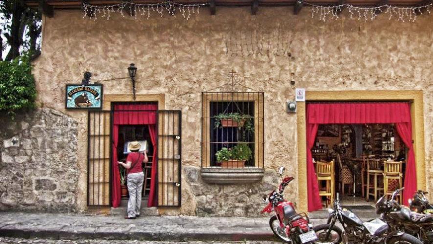 Restaurantes de comida italiana en Antigua Guatemala