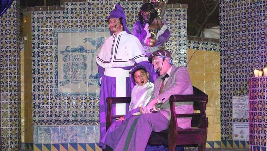 Presentarán leyendas de Semana Santa en el Cerrito del Carmen