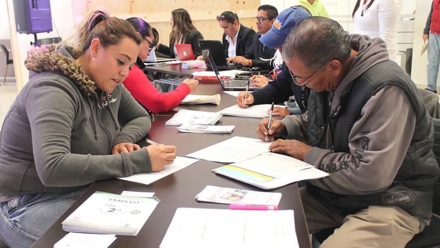 Realizarán Kiosko de empleo 2018 en la Ciudad de Guatemala