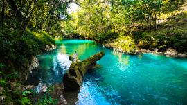 Maravillas acuáticas de Alta Verapaz