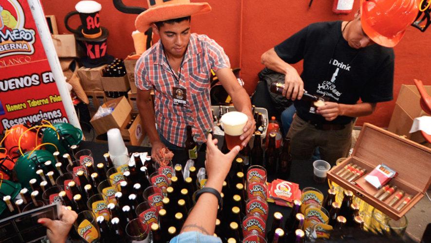 Se realizará el Festival de Cerveza Artesanal en Antigua Guatemala
