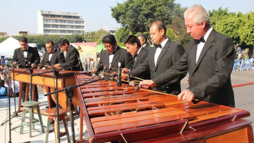 Todos los detalles de las actividades gratuitas por el mes de La Marimba en Guatemala