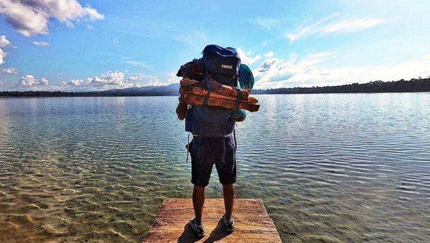 Viaje familiar a la Laguna Lachuá | Marzo 2018