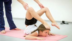 Curso intensivo de flexibilidad y contorsión | Febrero 2018