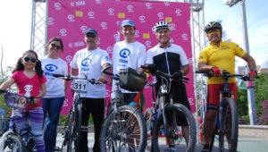 Charla con el ciclista francés Laurent Simon | Febrero 2018