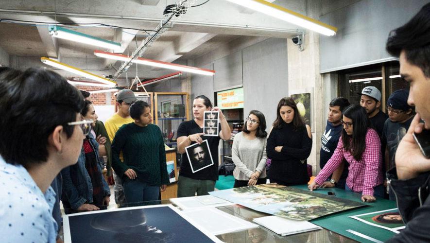 Taller sobre fotografía española   Marzo 2018