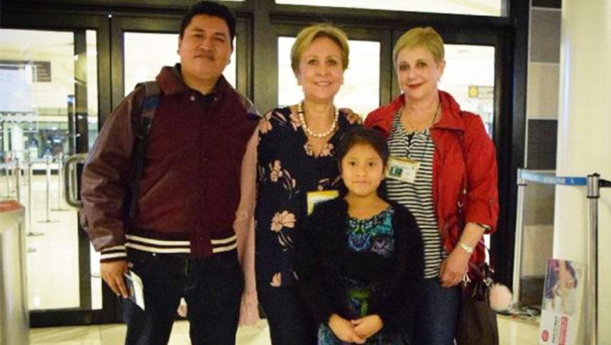 Yahaira Tubac estudiará en Chile