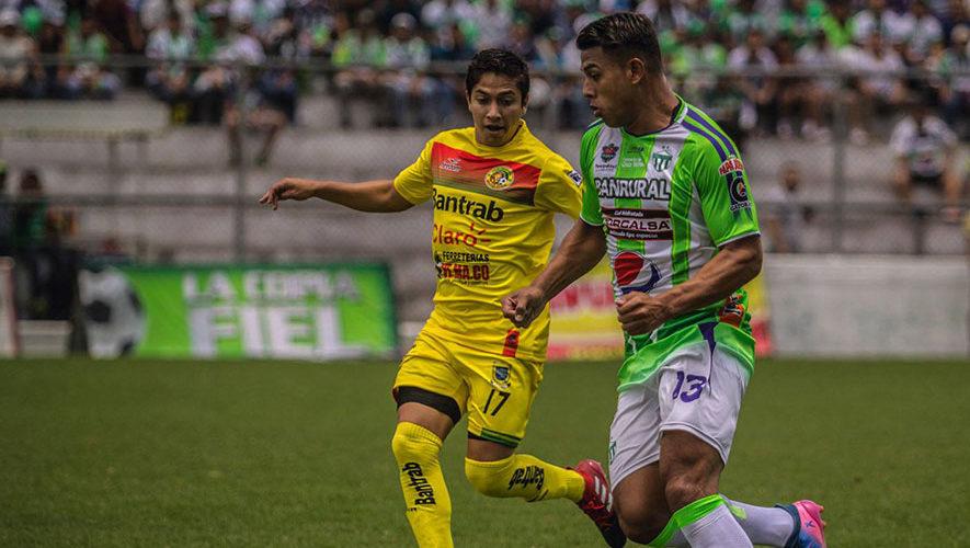 Partido de Antigua y Marquense por el Torneo Clausura | Febrero 2018