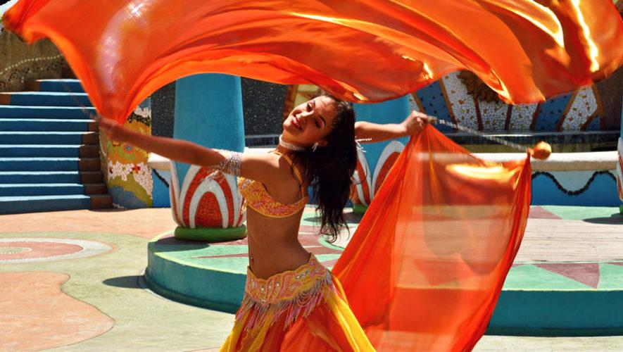 Festival de Danza Árabe en Guatemala | Marzo 2018