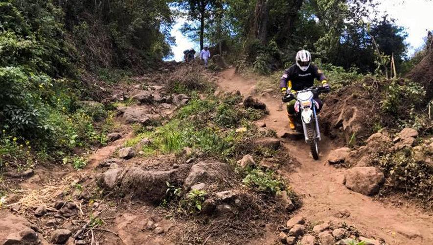 Enduro Tour: Ascenso al volcán de Agua | Febrero 2018