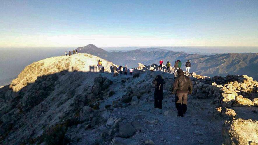 Ascenso al volcán Tajumulco | Marzo 2018