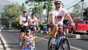 Colazo en bicicleta con el ciclista Laurent Simon | Febrero 2018