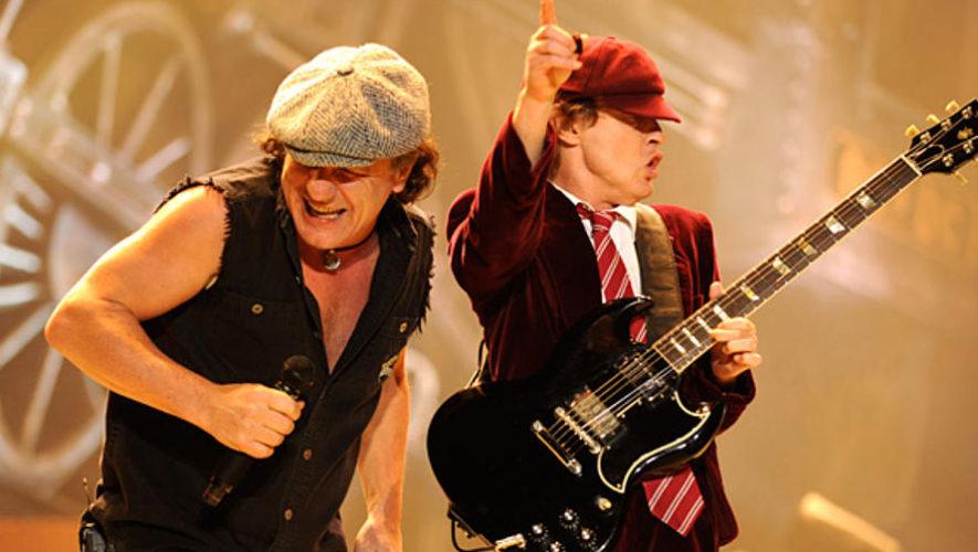 Tributo musical a AC/DC en Abejorro | Febrero 2018