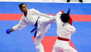 Campeonato Nacional Mayor de Karate | Febrero 2018