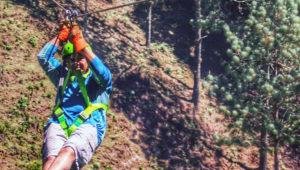 Viaje para hacer canopy en Pino Dulce | Febrero 2018