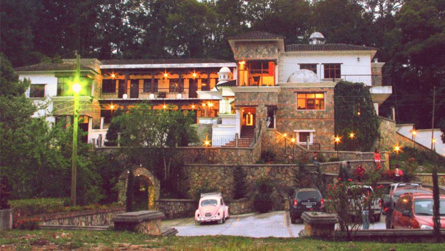 mansiones en Guatemala