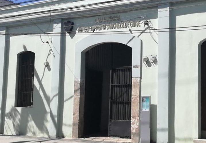 Casa Municipal Antigua Imprenta Sánchez & de Guise