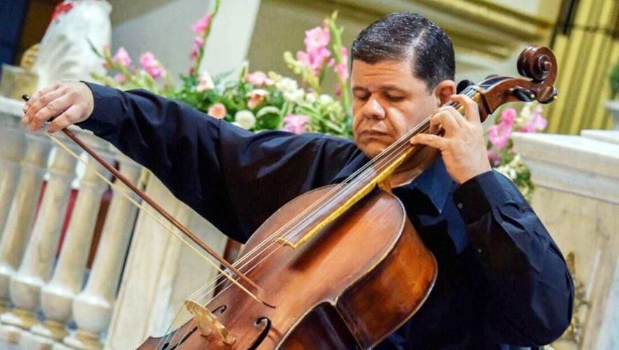 Recital de Cello gratuito en Guatemala   Febrero 2018