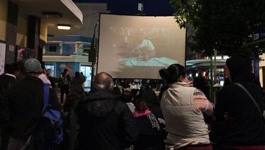 Cine gratuito en la Sexta Avenida | Febrero 2018