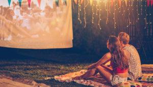Cine, música y picnic en el jardín de Museo Miraflores | Febrero 2018