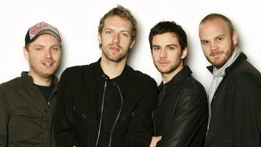 Tributo a Coldplay en Rock'ol Vuh   Febrero 2018