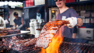 Festival de alitas y costillas en Ciudad de Guatemala | Marzo 2018