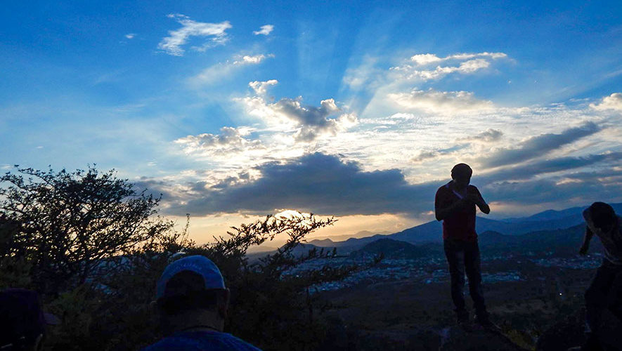 Ascenso para principiantes a volcanes Ipala y Culma | Febrero 2018