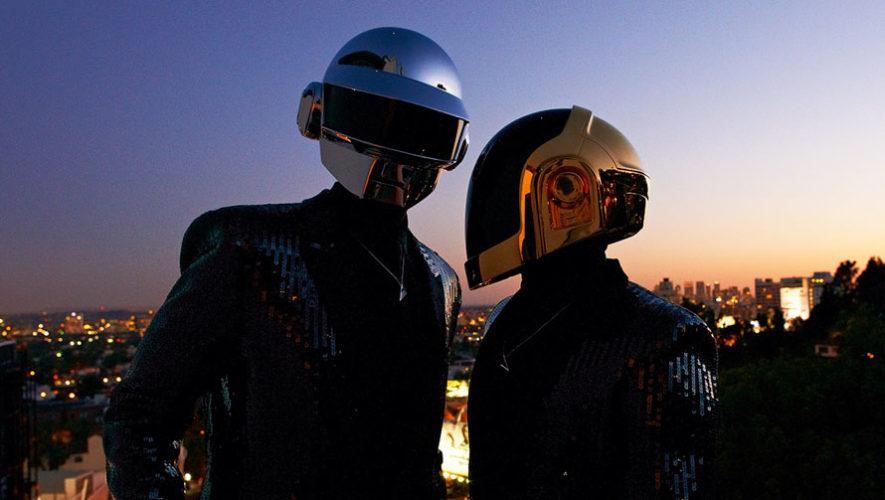 Noche de homenaje a Daft Punk | Febrero 2018