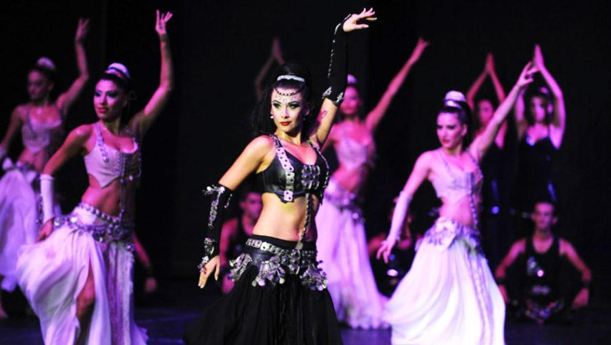 Taller para aprender a bailar danzas populares de Turquía   Febrero 2018
