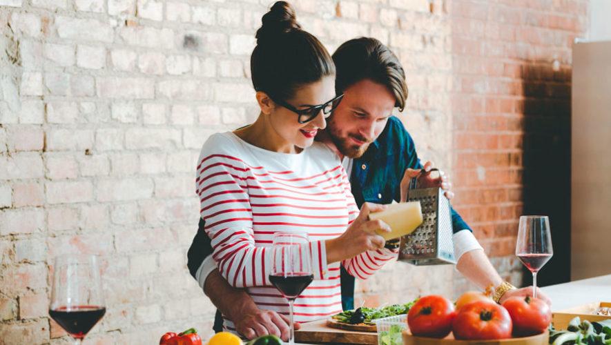 Taller de cocina afrodisíaca para el Día del Cariño | Febrero 2018