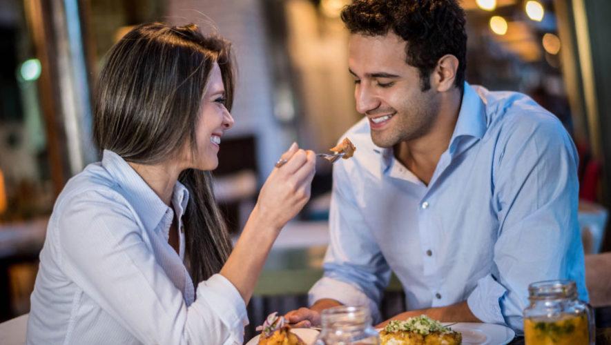 Cena romántica de cocina francesa en el Día del Cariño   Febrero 2018