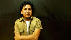 Conversatorio con el artista Fernando Poyón   Febrero 2018