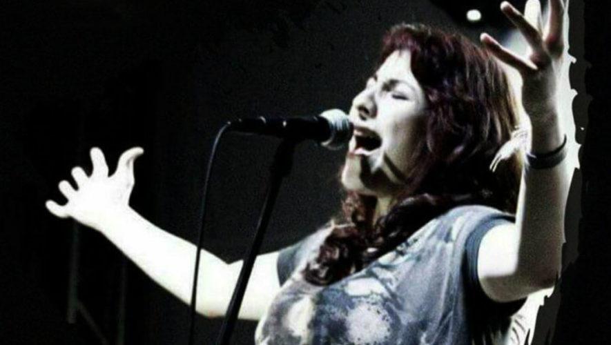 Concierto de Gaby Andrade en Guatemala | Febrero 2018