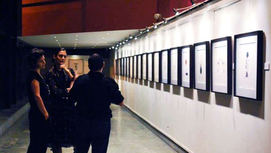 Exposición EROS de artistas emergentes en Guatemala | Febrero 2018