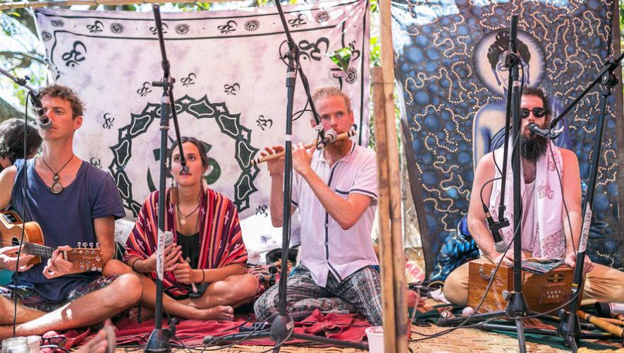 Gran Festival de la cosecha y música en Atitlán   Febrero 2018