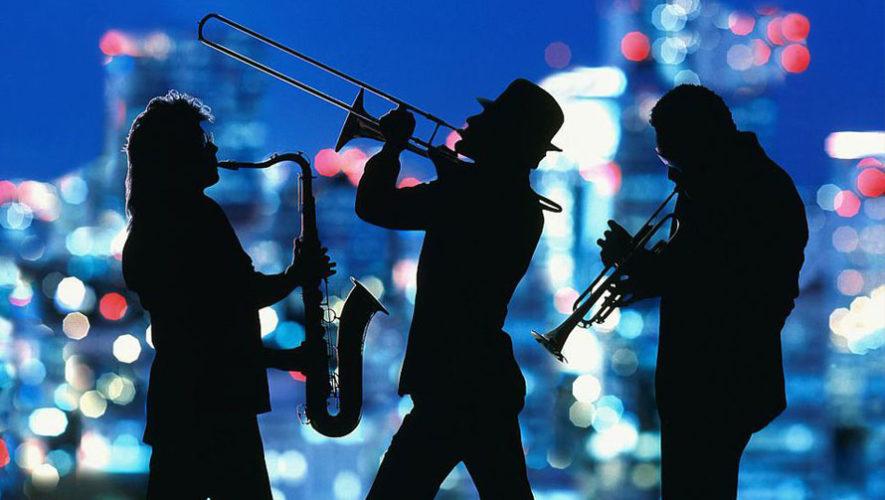 Conciertos gratuitos del Festival de Jazz en Quetzaltenango | Febrero - Marzo 2018