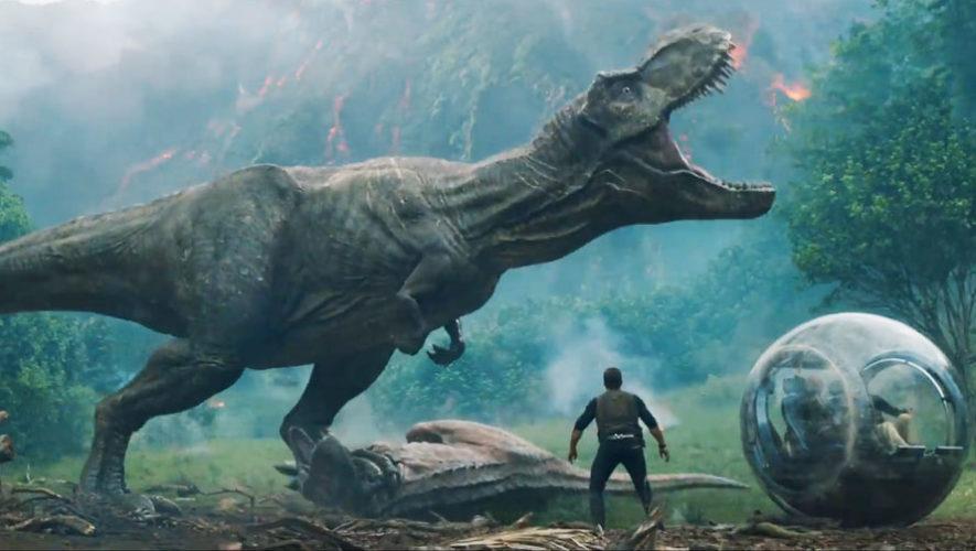 Estreno de Jurassic Park El Reino Caído en Guatemala | Junio 2018