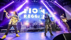 Concierto de Lion Reggae en Festival de Reggae One Love | Marzo 2018