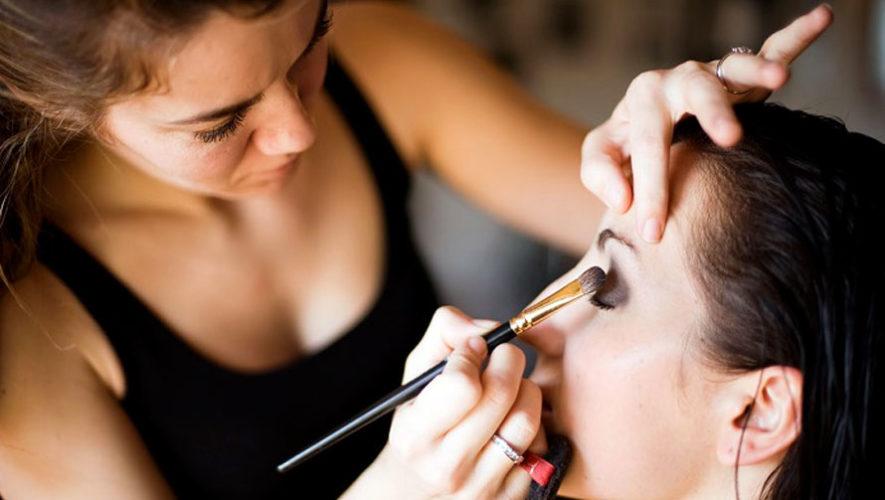 Taller de maquillaje en La Pradera   Febrero 2018