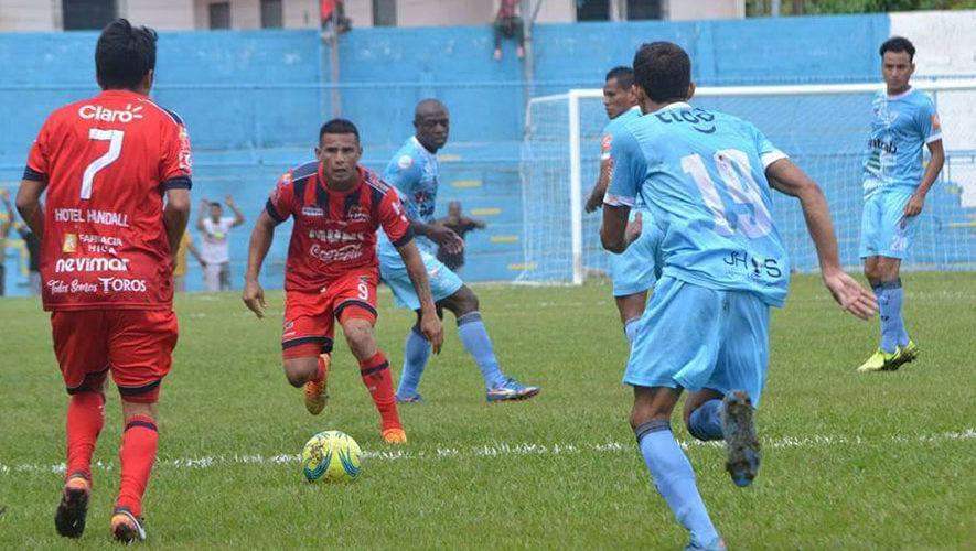 Partido de Malacateco y Sanarate por el Torneo Clausura | Febrero 2018