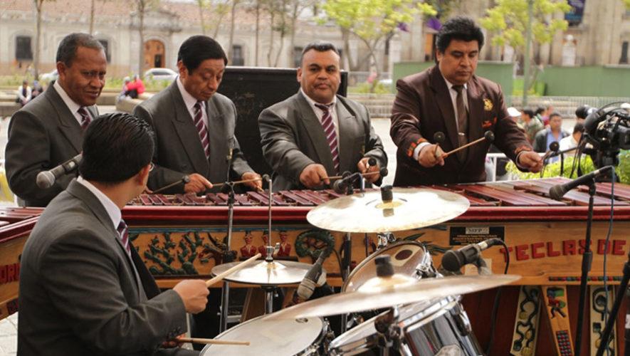 Festival de Marimba en la Ciudad de Guatemala | Febrero 2018