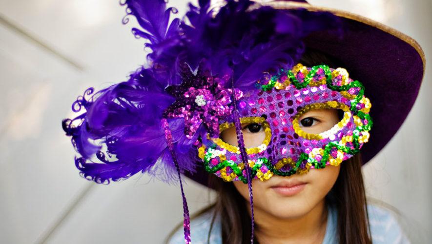 Taller gratuito para diseñar tu antifaz de carnaval   Febrero 2018