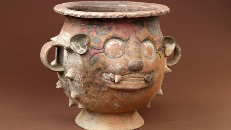Diversidad Prehispánica, exposición de piezas mayas   Febrero 2018