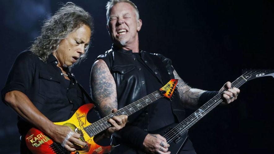 Tributo musical a Metallica en Rock'ol Vuh | Marzo 2018