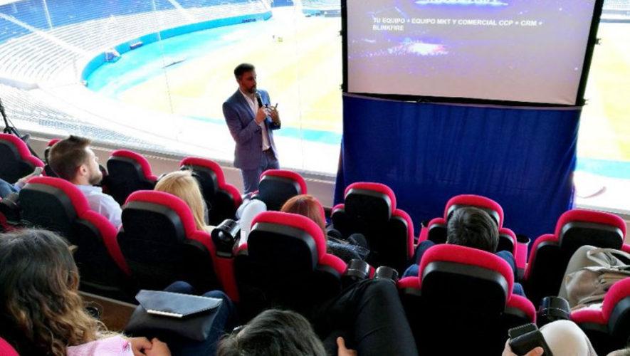 Marketing Day, conferencia con expertos en la UFM | Marzo 2018