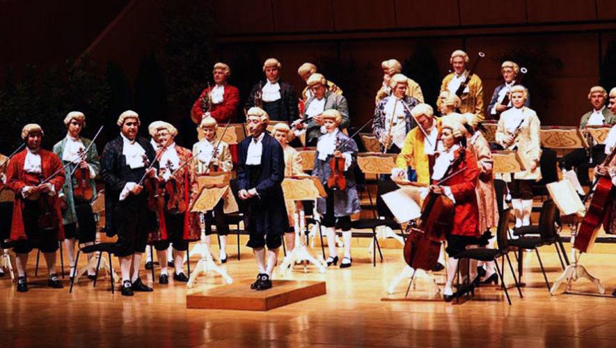 Réquiem de Mozart por la Orquesta Sinfónica   Marzo 2018